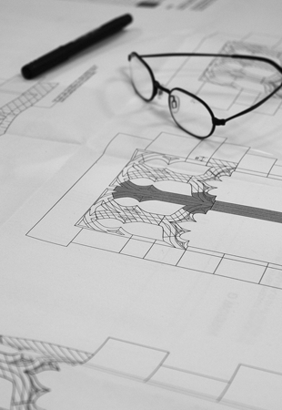 Project Management header glasses