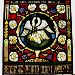 stained glass conservation staincliffe