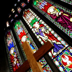 stained glass conservation Otley