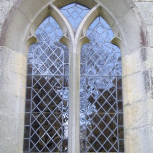 Plain Glazing Header Picture