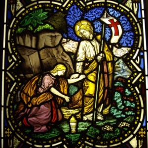 stained glass conservation st saviours leeds