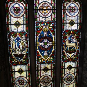 stained glass conservation cobham