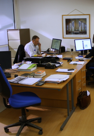 consultancy office